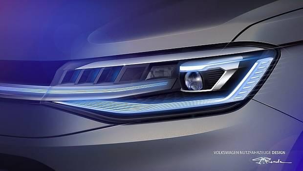 VW Caddy 5 2020