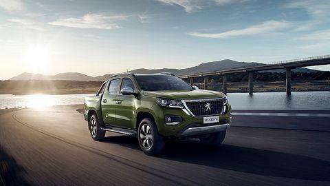 Peugeot Landtrek 2020