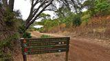 Bild 1 von 14der Fotostrecke zum Klicken:Im großen Krater führen vier Rundwege durch das 600 Hektar umfassende Areal