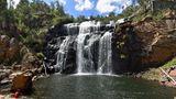 Kaskaden der MacKenzie Falls