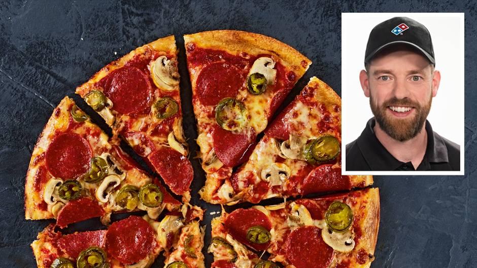 """""""Die Deutschen mögen Pizzen, die es woanders nicht auf die Karte schaffen"""""""
