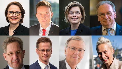 Was ist das größte Problem der CDU? Diese Christdemokraten antworten