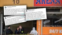 """Hanau: So reagieren Politiker auf die Gewalttat – """"Der offenbar rassistische Terror erschüttert mich"""""""