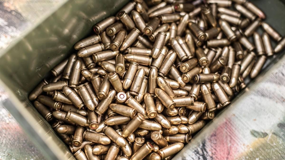 Mann bringt gefundene Munition zur Polizei – und erhält eine Anzeige