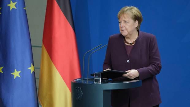 Merkel Statement Hanau
