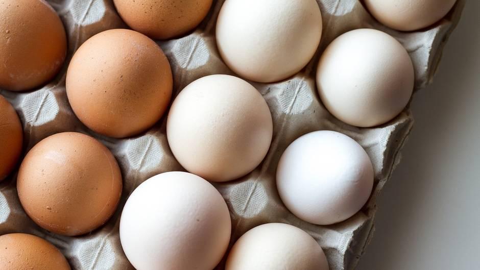 Frischetest: Wie erkennt man, dass Eier noch gut sind?