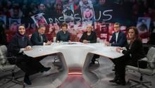 """""""Anschlag in Hanau: Rechter Terror außer Kontrolle?"""", lautete das Thema bei""""Mabrit Illner"""" """