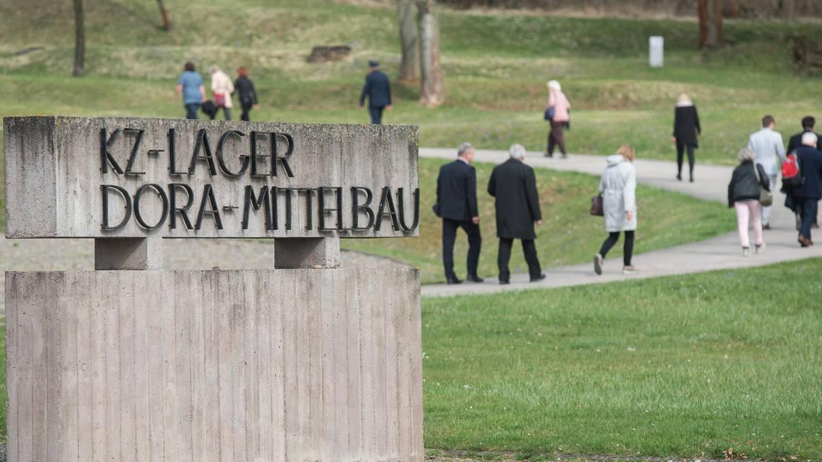 Sprengkörper in KZ-Gedenkstätte in Thüringen entdeckt – Herkunft weiter unklar