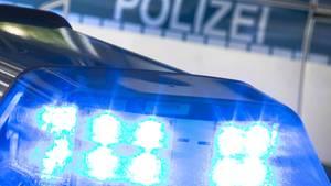 Nachrichten aus Deutschland: Polizeiwagen mit Blaulicht