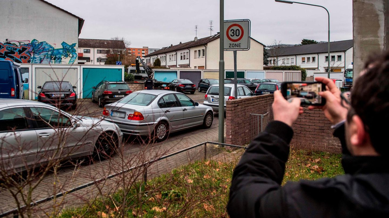 Tatort Hanau-Kesselstadt