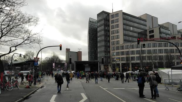 Fridays for Future in Hamburg