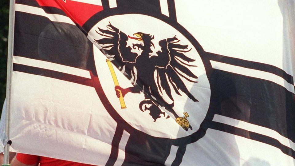Die Reichskriegsflagge
