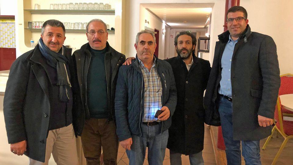 Hanau kurdische Gemeinde