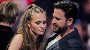 Let's dance bei RTL: Laura Müller - Michael Wendler - Ilka Bessin