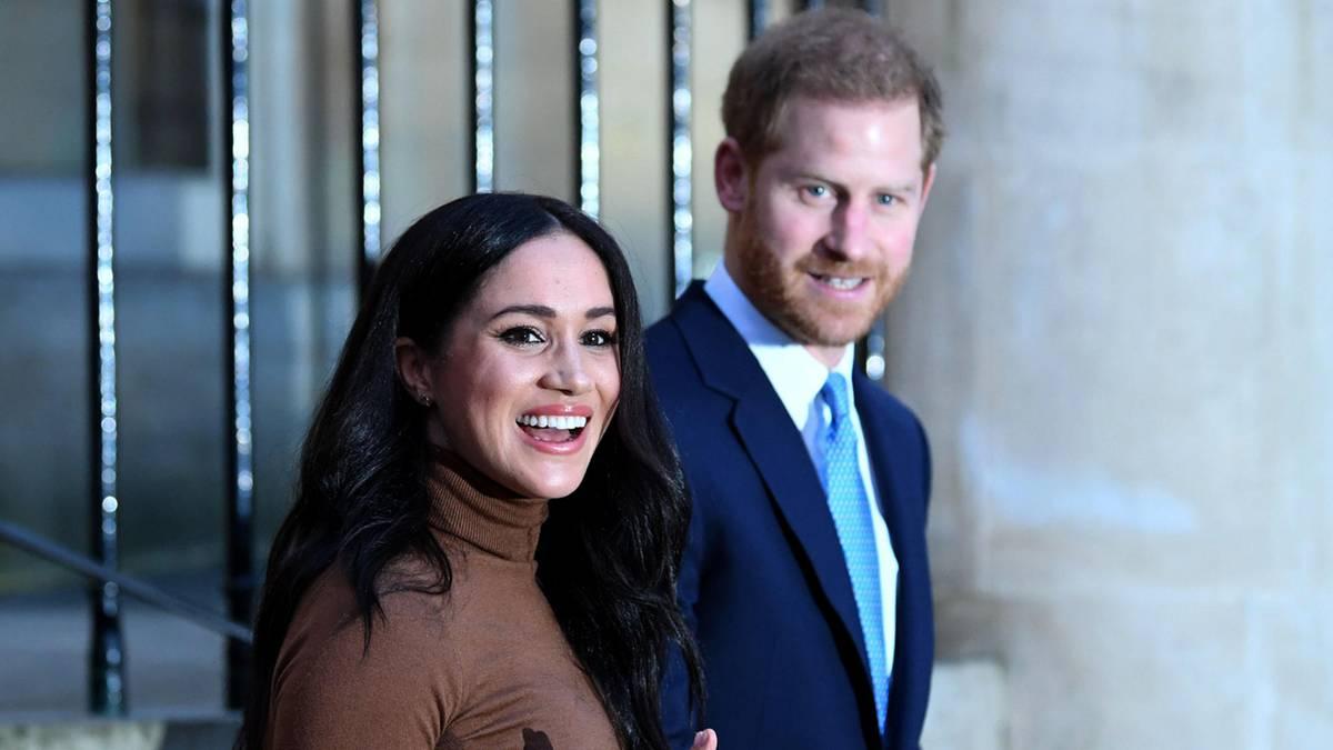 Harry und Meghan erklären, wie es weitergeht – und können sich einen Seitenhieb nicht verkneifen