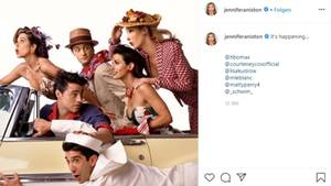 "Jennifer Aniston bestätigt ""Friends""-Reunion"