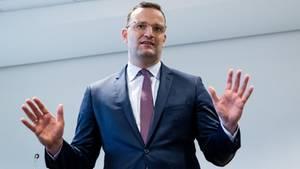 Jens Spahn, BundesgesundheitsministerundMitglied des CDU-Präsidiums