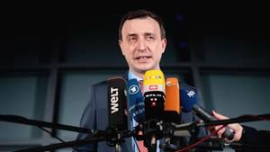 Paul Ziemiak, CDU-Generalsekretär