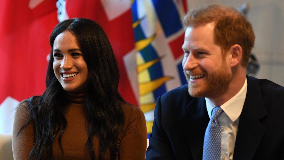 Harry und Meghan werden für Instagram-Post kritisiert