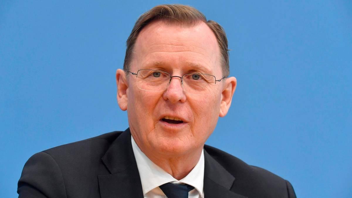 Ramelow wirft Ziemiak Fehlinterpretation des Kompromisses von Erfurt vor