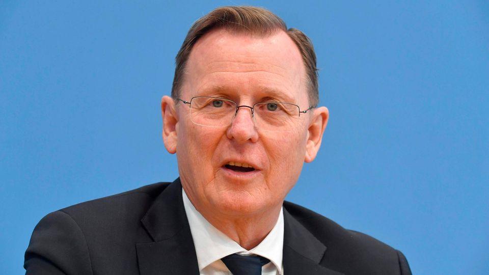 Thüringens ehemaliger Ministerpräsident Bodo Ramelow