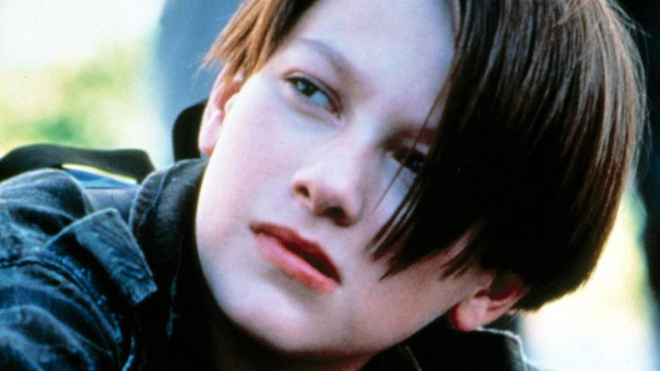 "Edward Furlong spielte John Connor"" in Terminator 2"