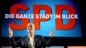 Hamburg: Peter Tschentscher (SPD), Erster Bürgermeister von Hamburg und Spitzenkandidat seiner Partei zur Bürgerschaftswahl