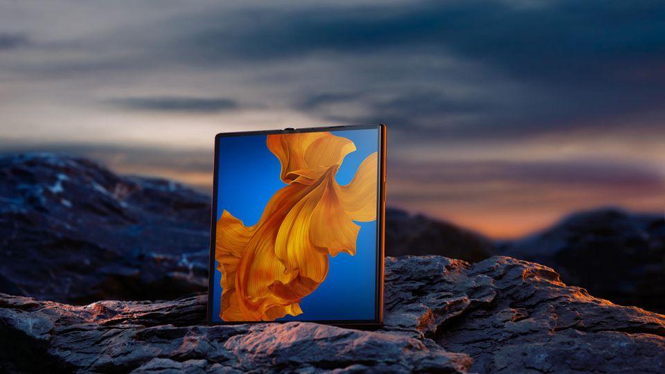 Neuvorstellung: Huawei Mate Xs: Klappe, die zweite