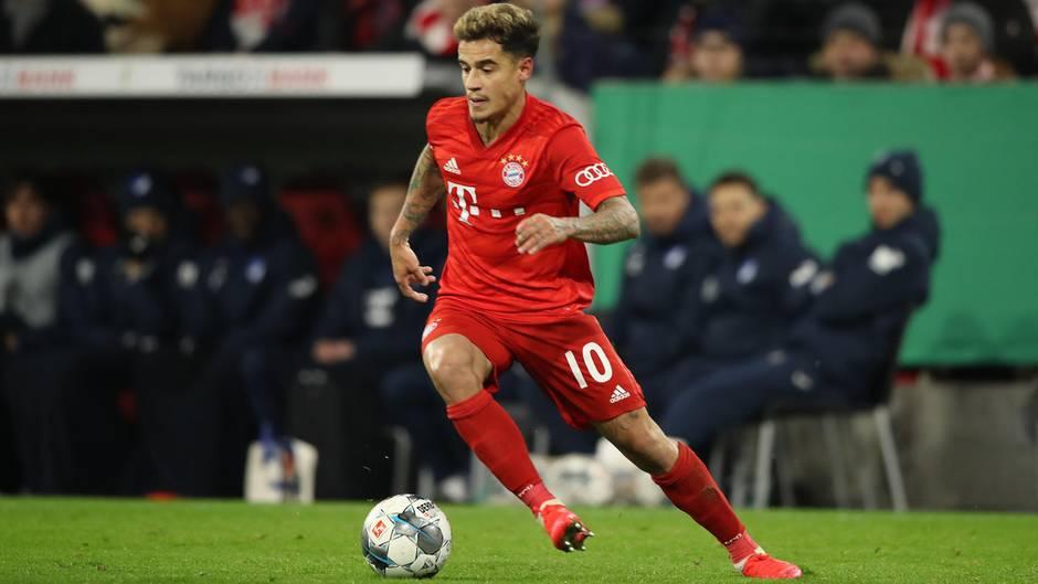 Philippe Coutinho hat Schwierigkeiten, bei den Bayern seine Leistungen abzurufen, wie bei Barcelona auch schon
