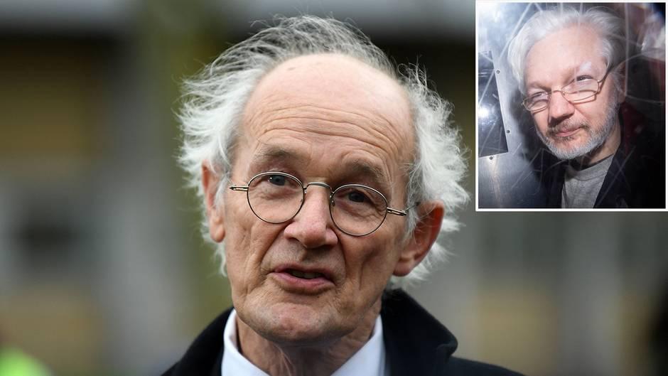 Verfahren gegen Sohn Julian: Assanges Vater redet über die Folgen der möglichen Auslieferung seinen Sohnes