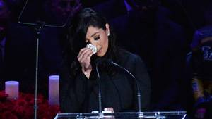 Vanessa Bryant hält Rede zum Abschied von Kobe Bryant