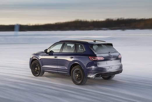 VW Touareg R Hybrid