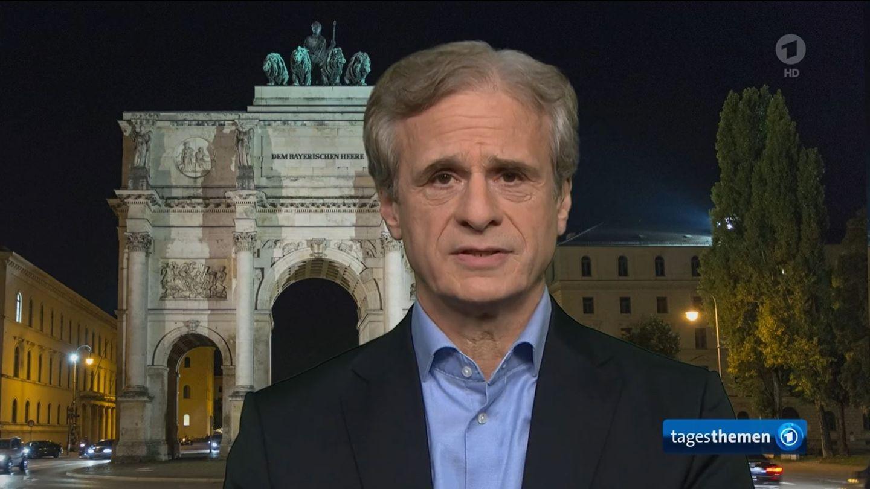 Im Gespräch mit den Tagesthemen mahnte Alexander Kekulé zu einer flächendeckenden Diagnostik in Deutschland - Ausbrüche des Coronavirus sollen so frühzeitig erkannt werden