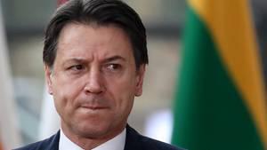 Italiens RegierungschefGiuseppe Conte
