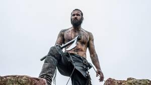 """Die Serie """"Vikings"""" führte zu einem großen Interesse an den Wikingern."""