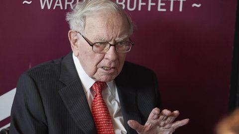 Gilt als einer der besten Großinvestoren aller Zeiten: Warren Buffett.