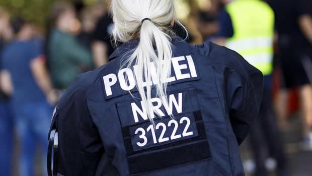 Polizistin in NRW
