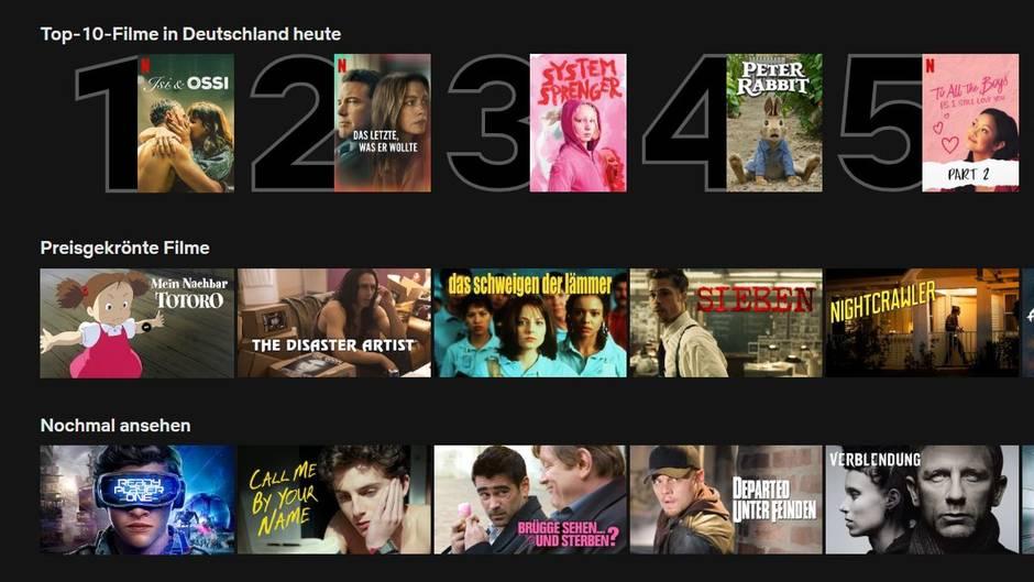 10 gute filme