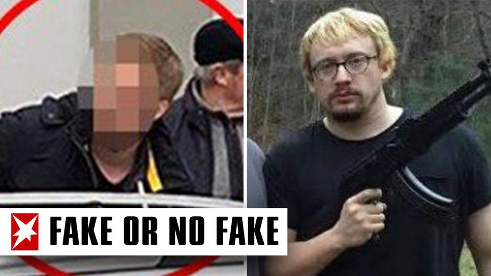Volkmarsen: Die Polizei Nordhessen veröffentlich Hinweis, dass Täterbilder Falschmeldungen sind
