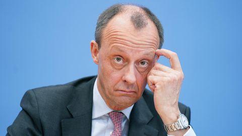 Friedrich Merz - Kandidat für CDU-Vorsitz