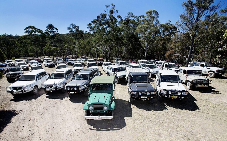 Toyota Land Cruiser Australia