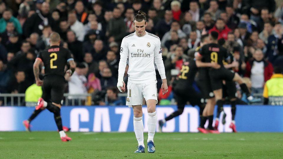 Gareth Bale von Real Madrid