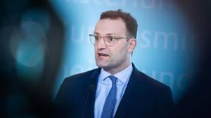 Bundesgesundheitsminister Jens Spahn informiert zum Coronavirus