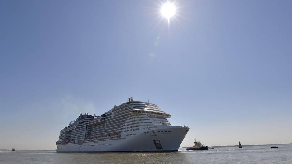 Coronavirus: Kreuzfahrtschiff-Passagiere dürfen nicht in Mexiko aussteigen