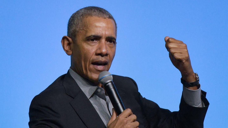 Barack Obama, hier bei einer Veranstaltung derObama Foundation vergangenen Dezember in Kuala Lumpur, Malaysia