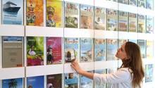 In den Reisebüros läuft das Geschäft für den Sommerurlauib 2020 nur schleppend an