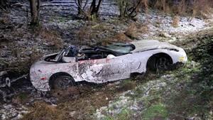 nachrichten deutschland - unfall sportwagen