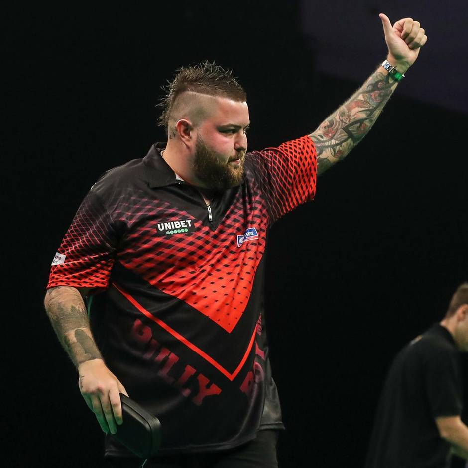 Sport kompakt: Profi Michael Smith gelingt 9-Darter bei Premier League