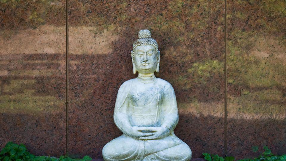 Wie im Buddhismus der Tod gesehen wird