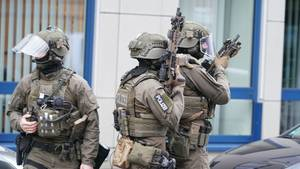 nachrichten deutschland - sek-einsatz berlin